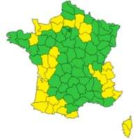 Weather Alerts in France