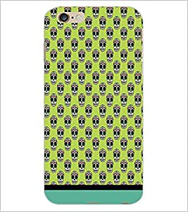 PrintDhaba Pattern D-1632 Back Case Cover for APPLE IPHONE 6S PLUS (Multi-Coloured)