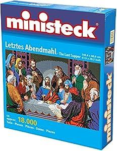 Ministeck - Mosaico con Rejilla (31457)