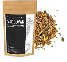 Authentic Vadouvan - Authentische Currygewürze aus Pondicherry - 100% natürliche Zutaten aus Indien - Gewürzmischung 100g
