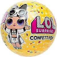 L.O.L. Surprise! Confetti Pop avec Mini Poupée Surprise, 9 niveaux, Modèles Assortis