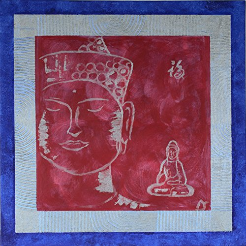 Leinwandbild Leinwand Buddha,
