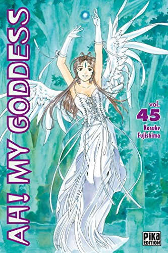 Ah ! My Goddess Edition simple Tome 45