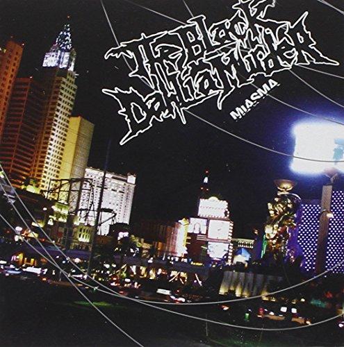 Miasma (Black Murder Blade Metal Dahlia)