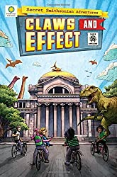 Claws and Effect (Secret Smithsonian Adventures) by Chris Kientz (2016-10-18)