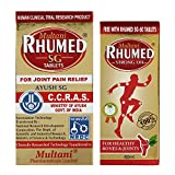 Multani Rhumed SG Tablets - 60 Tablets a...