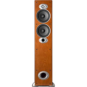 Polk Audio RTI A5 Floorstanding Speaker (Single, Cherry)