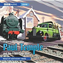 Paul Temple and the Front Page Men (BBC Audio)