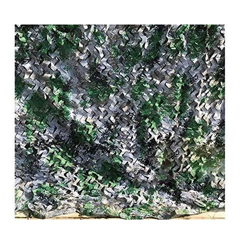 Tarnnetz Jungle Sonnenschutz Tarnnetz Sun Tarnnetz, kann für die Jagd Camping versteckte Dekoration verwendet werden, eine Vielzahl von Größen und Farben zur Auswahl Geeignet für s ()