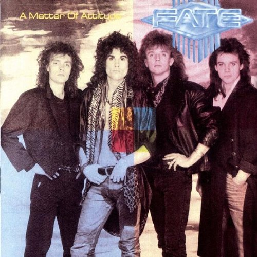Fate: A Matter of Attitude (Audio CD)