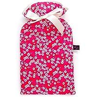 berühmten Liberty London Stoff Mitsi Pink Print Baumwolle gepolstert 2L Wärmflasche preisvergleich bei billige-tabletten.eu