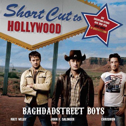 Short Cut To Hollywood (Cut Boy Shorts)
