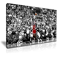 d3585bc12a0 Amazon.it  Michael Jordan - Stampe e quadri   Arte  Casa e cucina