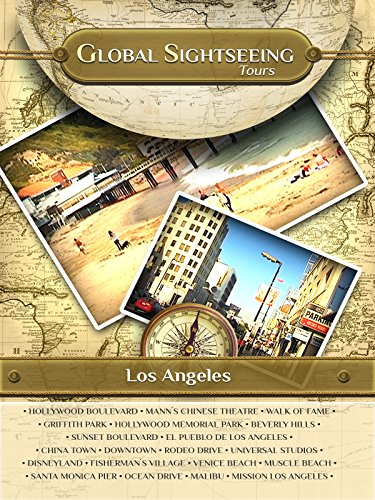 Los Angeles, California - Global Sightseeing Tours [OV]
