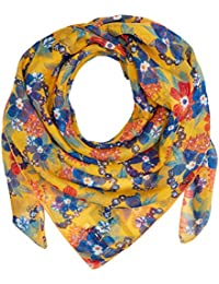 Tommy Jeans Femme PRINT SCARF 15 Echarpe