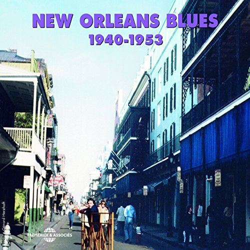 New Orleans Blues 1940-1953