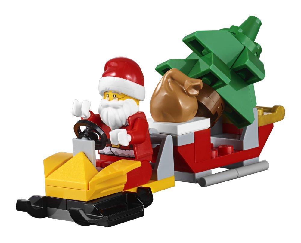 Calendario Avvento Lego City.Lego City Calendario Dell Avvento Multicolore 60155