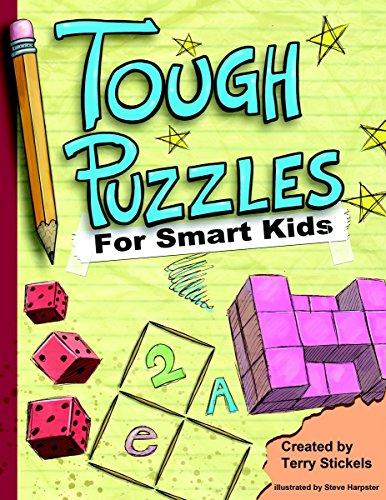 Tough Puzzles for Smart Kids
