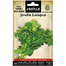 Semillas Ecológicas Aromáticas - Perejil Común 2 Hoja Grande - ECO - Batlle