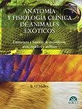 Anatomía y fisiología clínica de animales exóticos - Libros de veterinaria - Editorial Servet