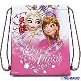 S1/Sporttasche oder Strand Eiskönigin Anna und Elsa, Disney, Dimension: 41x 32cm,