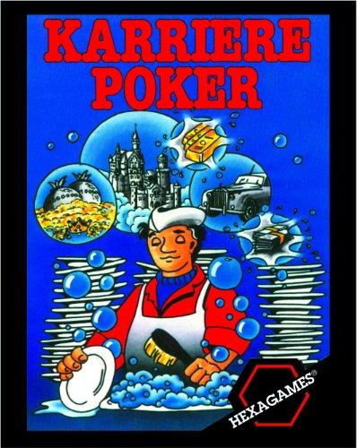 Und Unternehmen K Papier (Heidelberger Spieleverlag 08819908004 - Karriere Poker)