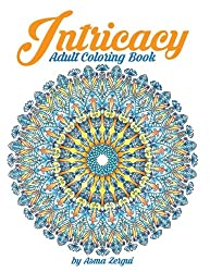 Intricacy: Adult Coloring Book