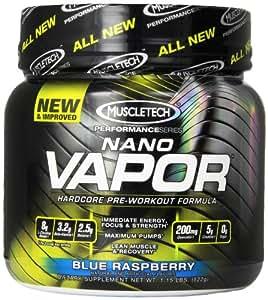 Muscletech Nano Vapor - 525 g (Blue Raspberry)