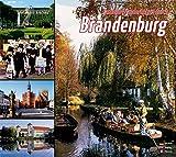 BRANDENBURG - Farbbild-Wanderungen durch Brandenburg - Texte in D/E/F - Hrsg. Ziethen Horst