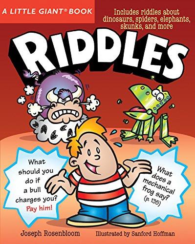 Riddles PDF Books