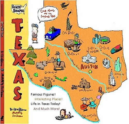 State Shapes Texas