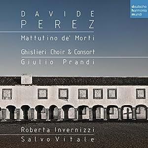 Davide Perez: Mattutino De' Morti