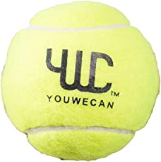 Youwecan (Ywc) Rubber Cricket Tennis Ball Pack of six