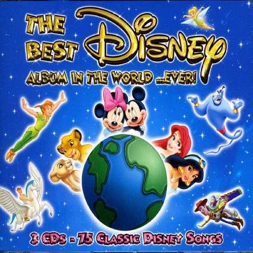 Best Disney Album in the World [Import anglais]