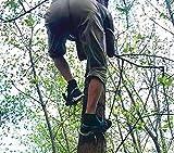 RENHAN Arrampicarsi Alberi Strumento,Sull'albero Ramponi Professionali,Strumento per L'osservazione...
