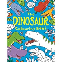 The Dinosaur Colouring Book (Buster Activity)