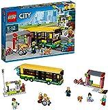 """LEGO UK 60154 """"Bus Station"""" Construction Toy"""