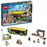 #7: Lego Bus Station