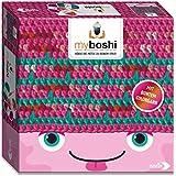 Noris Spiele 606311413 - Myboshi Colorgarn Häkel-Set - Asaka/Tama