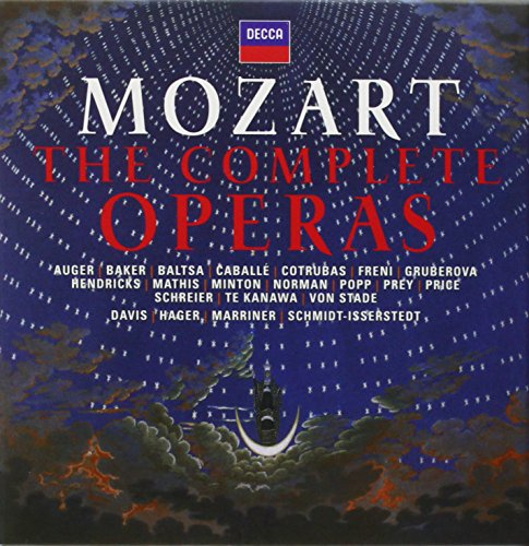 Mozart : The Complete Operas