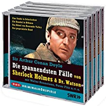 Die spannendsten Fälle von Sherlock Holmes & Dr. Watson (1-5)
