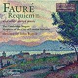 Requiem, Ave Verum Corpus, Tamtum ergo, Ave Maria, Cantique de Jean Racine, Messe basse
