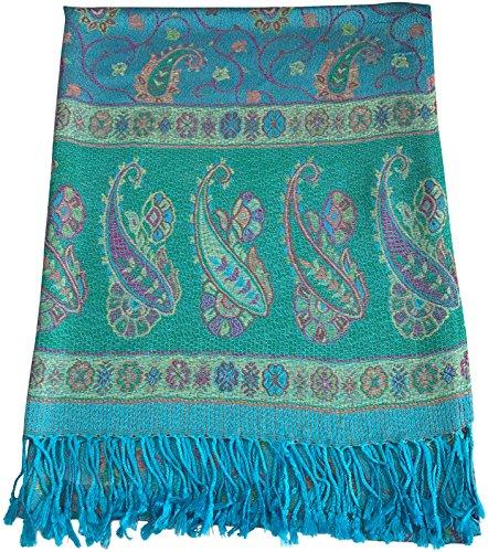 cj-apparel-turchese-iridescente-nube-disegno-scialle-di-pashmina-sciarpa-della-stola-dellinvolucro-d