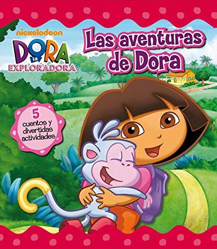 Las aventuras de Dora (Dora la exploradora. Recopilatorio de primeras lecturas) por Nickelodeon