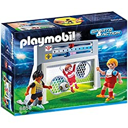 Playmobil - Juego de puntería con Marcador (68580)