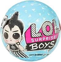 Giochi Preziosi LOL Surprise Boys, 7 Livelli di Sorpresa, con Accessori