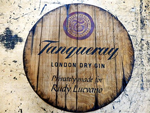tanqueray-gin-personalized-barrel-top-handpainted-artwork-and-your-additional-message-on-a-distresse