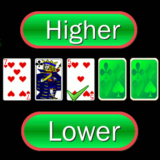 Higher or Lower card game: Amazon.co.uk: Appstore for Android