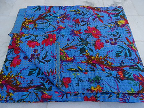 Tribal Asian Textiles Paisley Queen Size