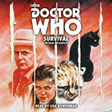 Doctor Who: Survival: 7th Doctor Novelisation (Dr Who CD)